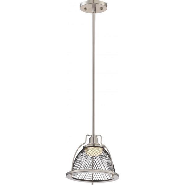 Tex 1 Light Small LED Pendant