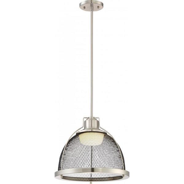 Tex 1 Light Large LED Pendant