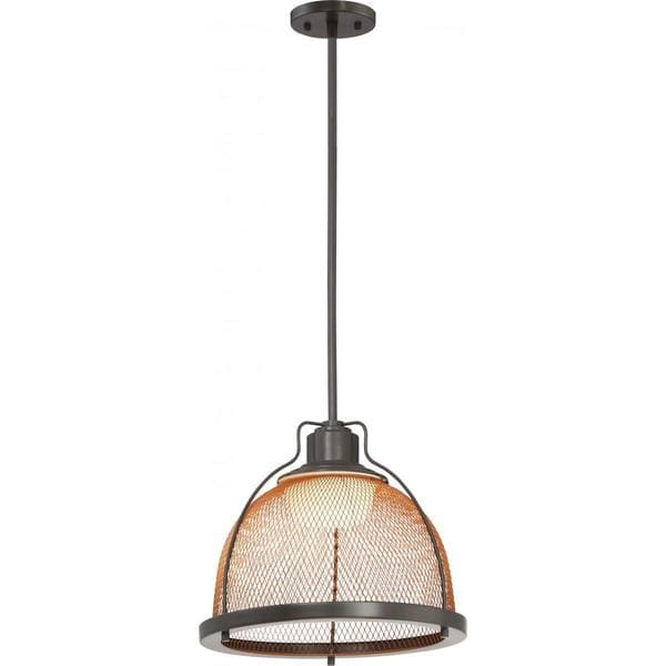 Tex 1 Light Large LED Pendant