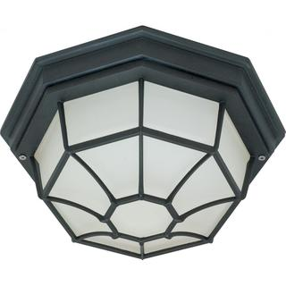 """1 Light 12"""" Spider Cage Ceiling"""