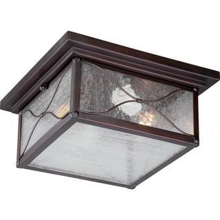Vega 2 Light Outdoor Flush