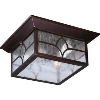 Stanton 2 Light Outdoor Flush