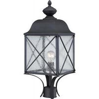 Wingate 1 Light Outdoor Post