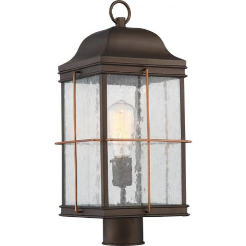 Howell 1 Light Outdoor Post Lant