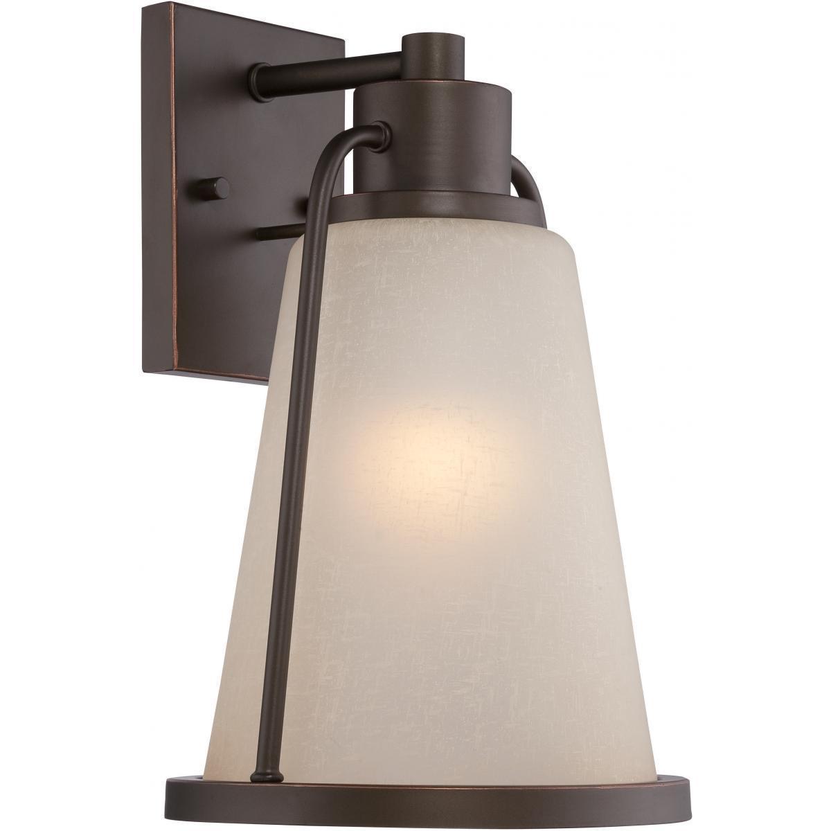 NUVO Lighting Tolland LED Outdoor Large Wall (Mahogany (B...