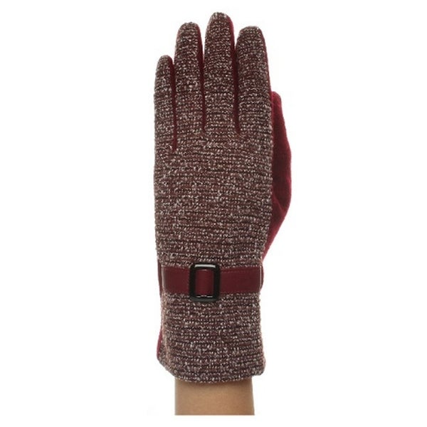Women's Soft and Warm Texting Gloves for Fall and Winter Season