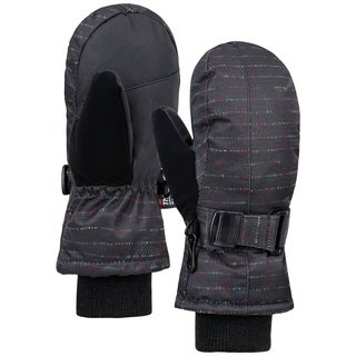 Andorra Kids' 3M Thinsulate Water Resistant Winter Ski Mittens