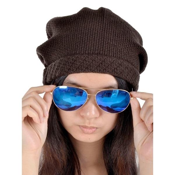 Simplicity Women's Slouchy Winter Beanie Hat