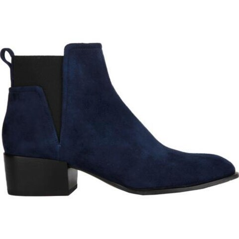 Women's Kenneth Cole New York Artie Bootie Navy Suede