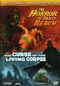 Del Tenney: Curse Of The Living Corpse/The Horror At Party Beach (DVD)