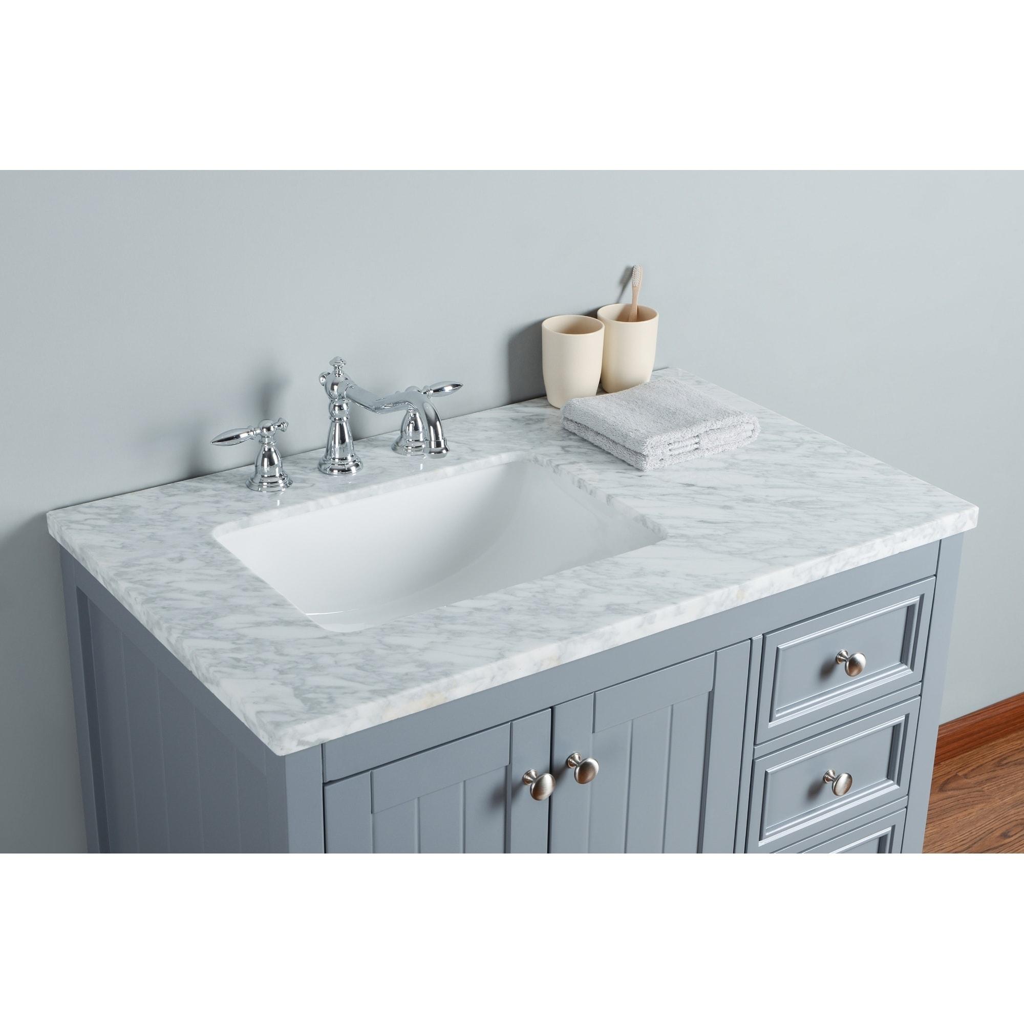 Single, Modern & Contemporary Bathroom Vanities & Vanity Cabinets ...