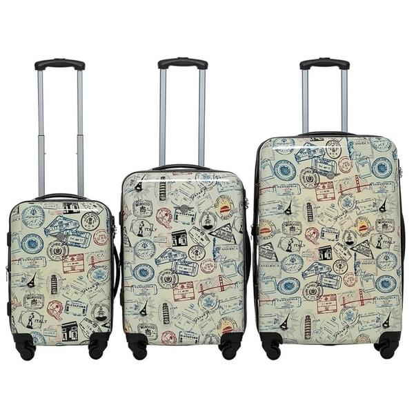 Shop Rivolite PC 3 Piece Luggage Set: 20