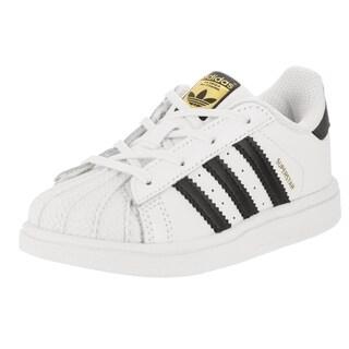 Adidas Toddlers Superstar I Originals Basketball Shoe