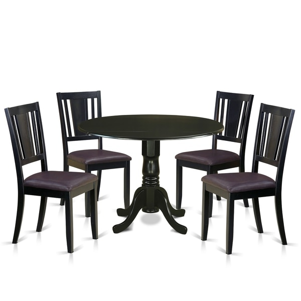 Shop DLDU5-BLK 5 Pc Dinette Set