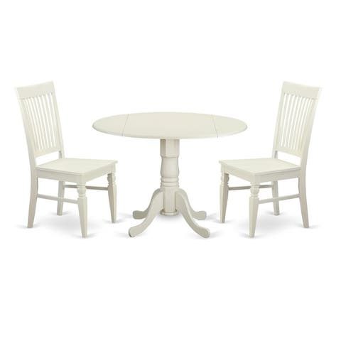 16196e81b2 Buy Off-White Kitchen & Dining Room Sets Online at Overstock | Our ...