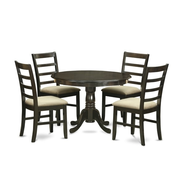 Free Kitchen Table And Chairs: Shop HLPF5-CAP 5 PC Small Kitchen Table Set-Dining Table
