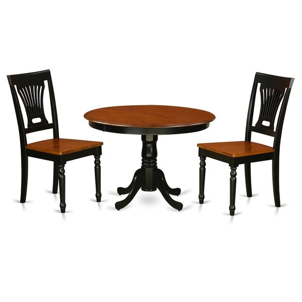 Shop HLPL3-BCH 3 Pc Set With A Round Table And 2 Kitchen