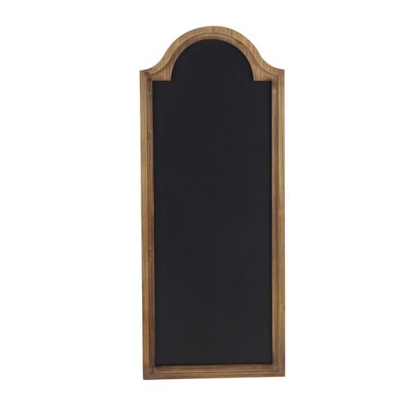 Studio 350 Wood Chalkboard 13 inches wide, 32 inches high