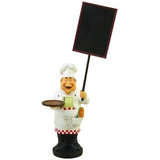 Studio 350 PS Wood Chef Chalkboard 48 inches high, 20 inches wide