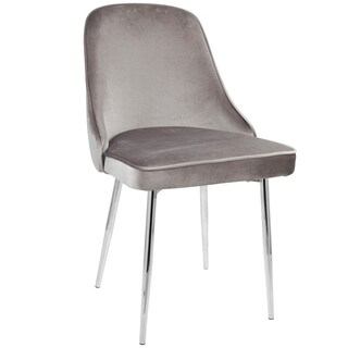 LumiSource Marcel Contemporary Dining Chair (Set of 2) (3 options available)