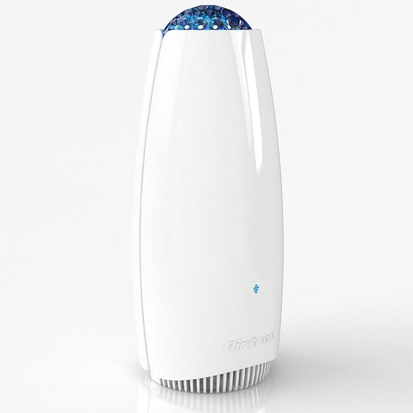 Airfree Tulip Filterless Air Purifier, Slim and Powerful, 450 sq ft, Multicolor Night Light. Opens flyout.