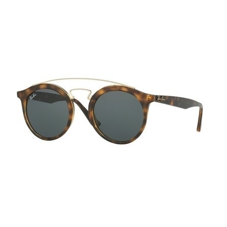 15da501671 Shop Ray-Ban Gatsby Tortoise Green Classic Unisex Sunglasses - RB4256 -710 71-46 - Free Shipping Today - Overstock.com - 17652365