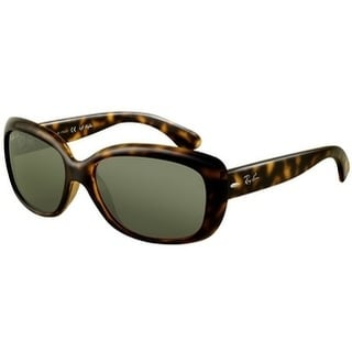 Ray-Ban Jackie Ohh Tortoise Sunglasses RB4101-710-58