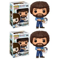 Funko POP! Television Bob Ross - 2 Pack