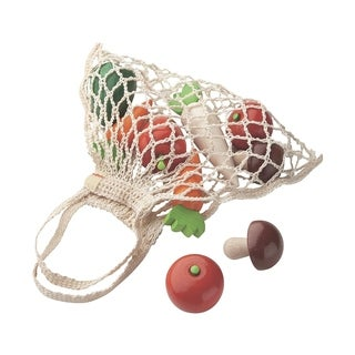 HABA Vegetable Set in Shopping Bag