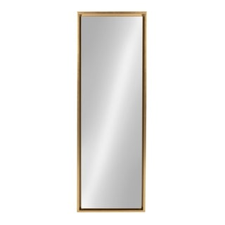 Kate and Laurel Evans Framed Wall Panel Mirror
