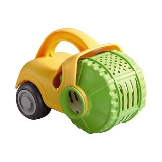 HABA Play Steam Roller Construction Vehicle Sand Toy