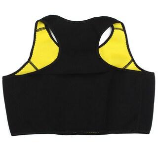 Hot Thermal Slimming Shaping Sweat Neoprene Sports Bra