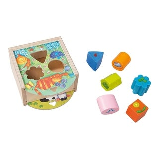 HABA Animals Sorting Box - Wooden Shape Sorter