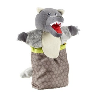 Haba Wolf Glove Puppet Plush
