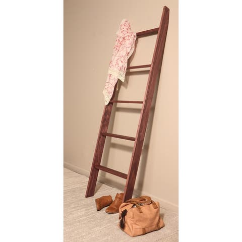 "Lucus 72"" Decorative Ladder"