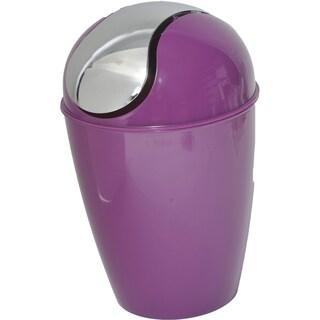 Evideco Round bath Floor Trashcan Waste Bin