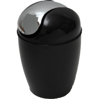 Evideco bath Mini Waste Basket Countertop Trashcan