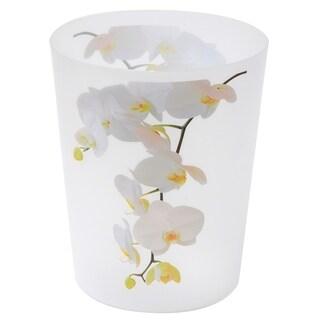 Evideco Purity Orchid bath Floor Trashcan Waste Bin