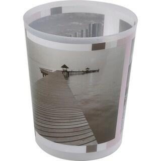 Evideco Seaside bath Floor Trashcan Waste Bin