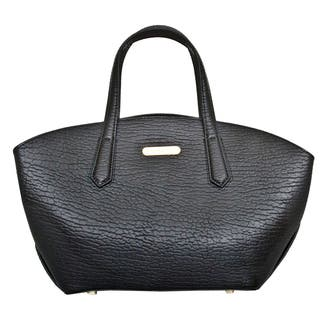 Leatherbay Orta Black Leather Tote Bag|https://ak1.ostkcdn.com/images/products/17655005/P23866174.jpg?impolicy=medium