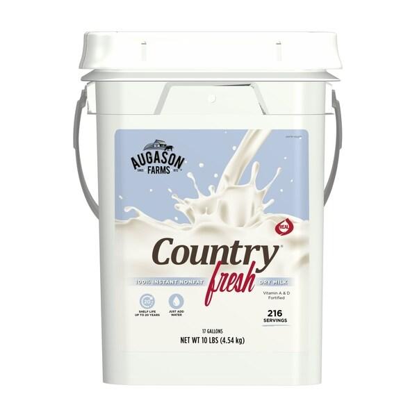 Shop Augason Farms Country Fresh 100 Percent Real Nonfat