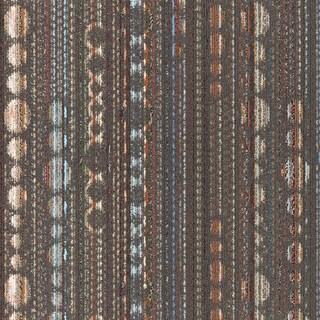 "Mohawk Kingston 24"" x 24"" Carpet tile in SMOKY MARTINI"
