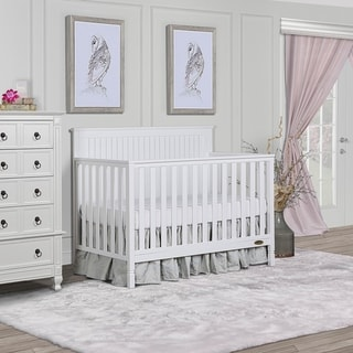 Dream On Me Alexa 5 in 1 Convertible crib