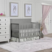 Dream On Me Alexa 5 in 1 Convertible crib