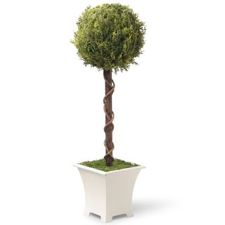"30"" Single Ball Topiary Tree"