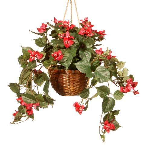 """13"""" Flower Basket"""