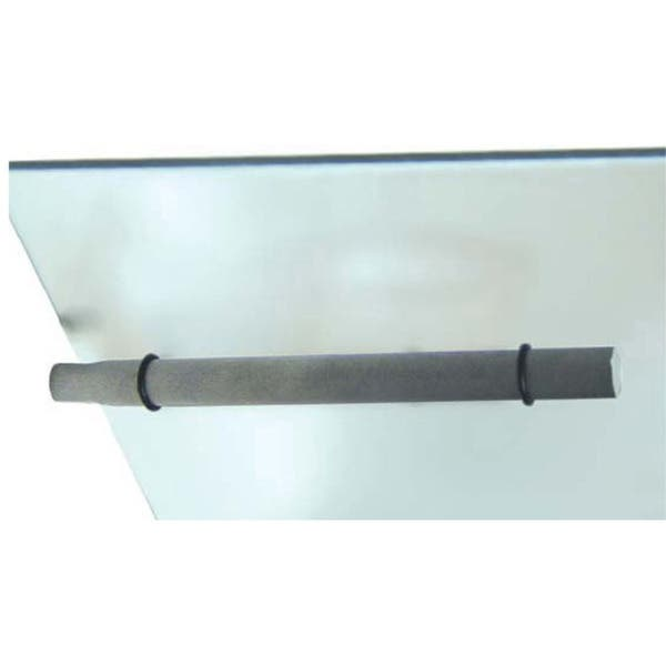 Magnificent Inplace 6 Pack Metal Glass Shelf Bracket Download Free Architecture Designs Scobabritishbridgeorg
