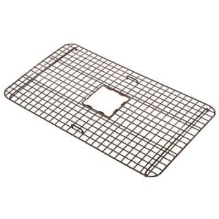 Sinkology Rohe Copper Kitchen Sink Bottom Grid - brown|https://ak1.ostkcdn.com/images/products/17662978/P23873441.jpg?impolicy=medium