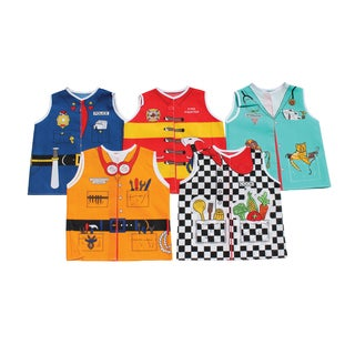 Dexter Educational Toys Careers Toddler Dressups Set 1