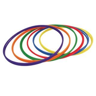 "Champion Sports Plastic Hoops 30"", 12/PK"